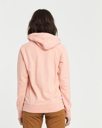 2 Lette Hoodie Pink J6091ELH Element