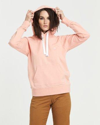 1 Lette Hoodie Pink J6091ELH Element