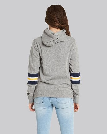 1 Amour Hoodie Grey J633SEAM Element