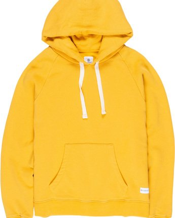 1 Neon Logic Hoodie Yellow J681VENL Element