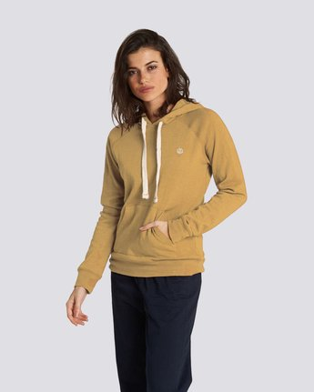 0 Lette hoodie Yellow J694VELH Element