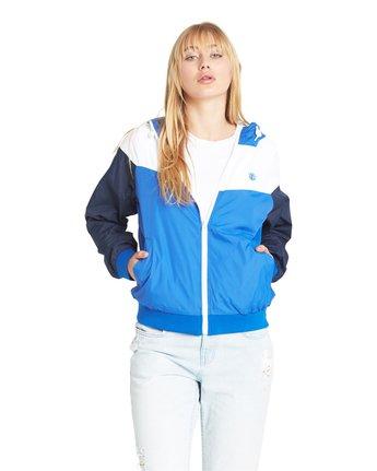 4 Resin Jacket Blue J705QERE Element
