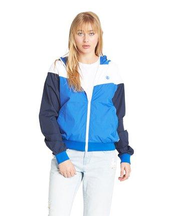 5 Resin Jacket Blue J705QERE Element