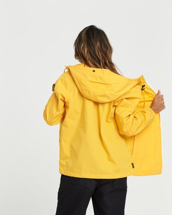 2 Home Free Jacket Yellow J717VEHF Element