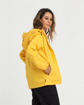 1 Home Free Jacket Yellow J717VEHF Element