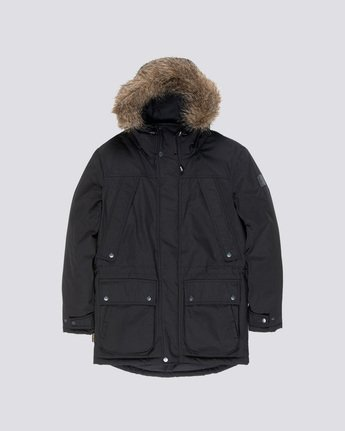 0 Fargo Jacket Blue J720WERG Element