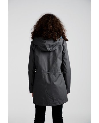 2 Wynn Rain Jacket Black J781QEWY Element