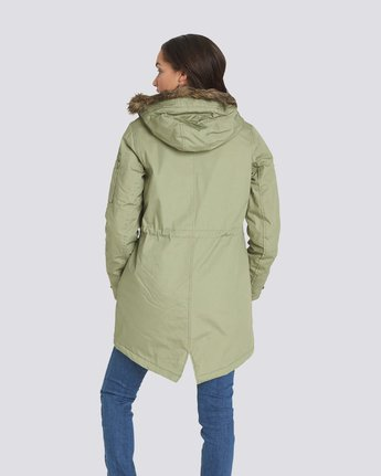 2 Curious Jacket Blue J783QECU Element