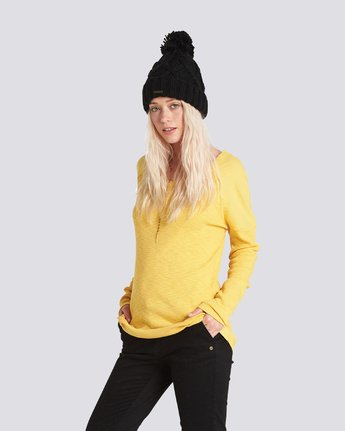 3 Minka Long Sleeve Top  J979SEMI Element