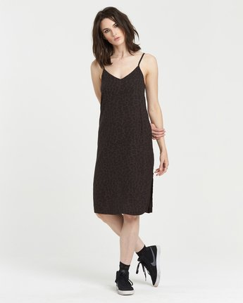 0 Roberta Dress Black JD301ERT Element