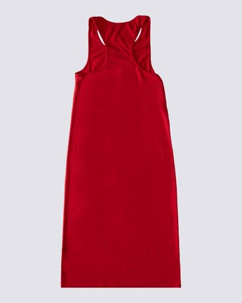 1 Elinor Dress Red JD442EEL Element