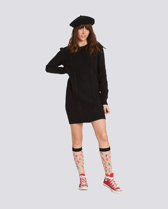 2 Tryin' Sweater Dress  JD73SETR Element