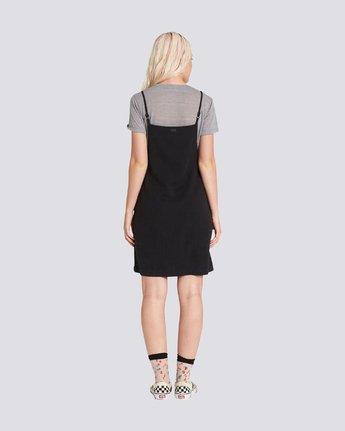 2 TYE DRESS Black JD91PETY Element