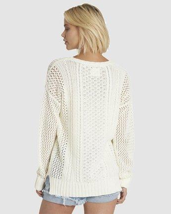 4 Voyage Knit Sweater Multicolor JV84NEVO Element