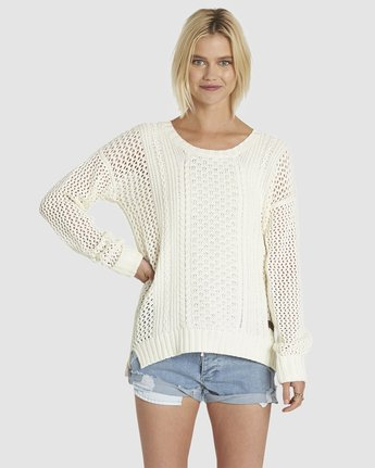 3 Voyage Knit Sweater Multicolor JV84NEVO Element