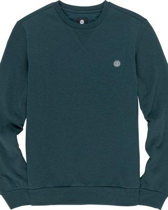 1 Cornell Classic - Sweatshirt for Men Green L1CRA1ELF8 Element