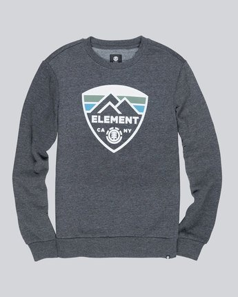 3 Guard Crew - Fleece for Men  L1CRB4ELF8 Element