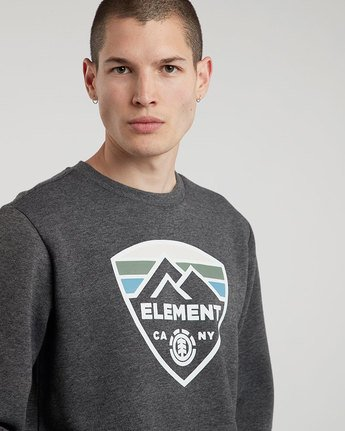 1 Guard Crew - sweat pour Homme  L1CRB4ELF8 Element
