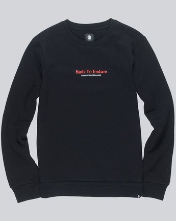 3 Made Crew - sweat pour Homme  L1CRB6ELF8 Element