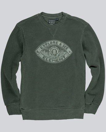 Explorer Cr - Fashion Fleece for Men L1FLD4ELF8