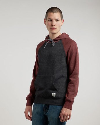0 Meridian Block Ho - Fleece for Men  L1HOA6ELF8 Element