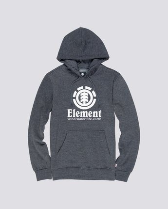 0 Vertical - Hoodie Gray L1HOB4ELF8 Element