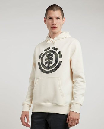0 Bark Logo Hood - sweat pour Homme  L1HOB5ELF8 Element