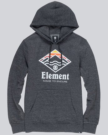2 Layer Hood - Fleece for Men  L1HOB7ELF8 Element