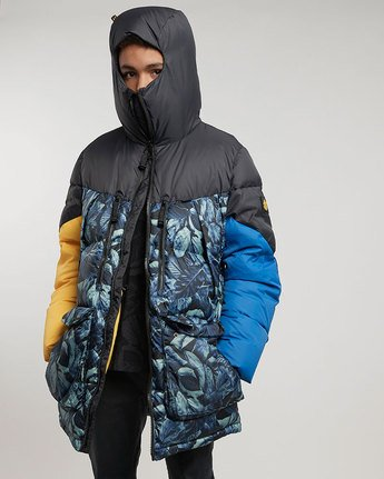 3 Griffin Sleeping Bag - vestes pour Homme Noir L1JKA3ELF8 Element