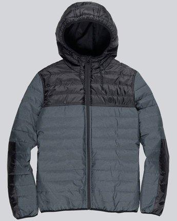 3 Alder Puff Tw - Jacket for Men Black L1JKB2ELF8 Element