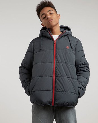 0 Alder Heavy Puff Tw - Jacken für Männer Blau L1JKB4ELF8 Element