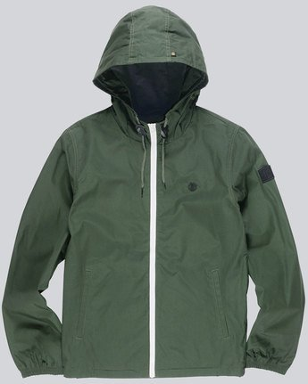 Alder - Hooded Jacket  L1JKB5ELF8