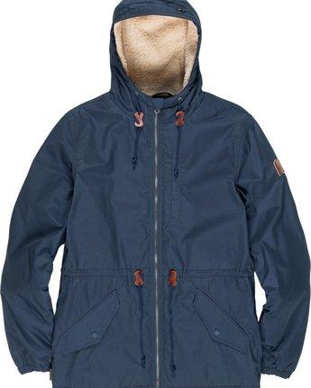 5 Stark - Jacke für Männer Blau L1JKB8ELF8 Element