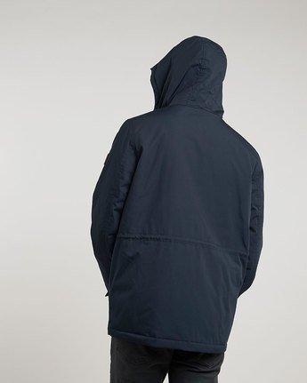 3 Stark - Jacke für Männer Blau L1JKB8ELF8 Element