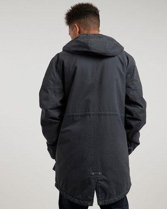 2 Roghan Plus - Jacket for Men Blue L1JKC9ELF8 Element