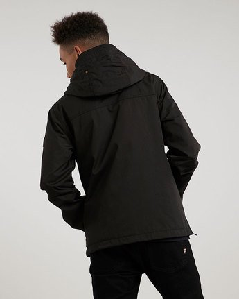 1 Barrow - Jacket for Men Black L1JKD5ELF8 Element