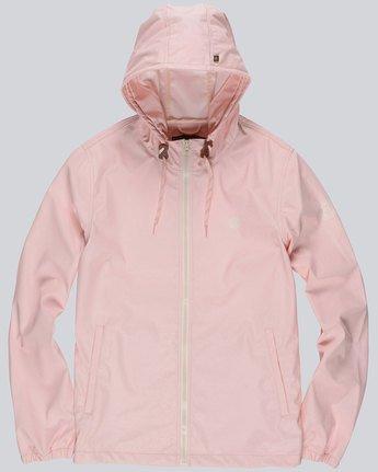 3 Alder Rain - Jacken für Männer Rot L1JKD9ELF8 Element