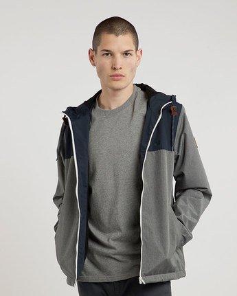 2 Alder 2 Tones - Jacket for Men Gray L1JKE2ELF8 Element