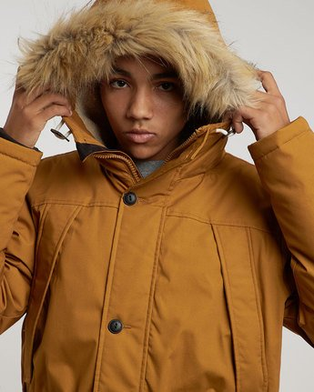 1 Explorer Down Parka - Jacket for Men  L1JKE8ELF8 Element