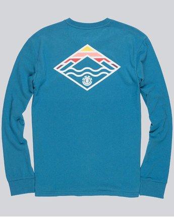 2 Layer Ls - Tee Shirt for Men  L1LSB8ELF8 Element