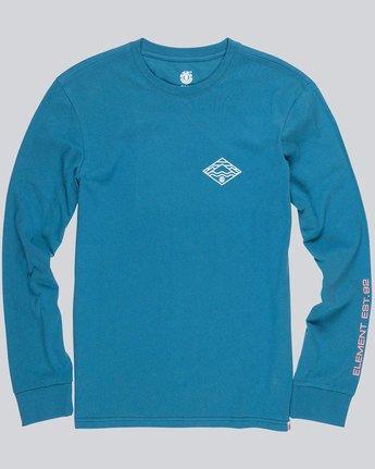 1 Layer Ls - Tee Shirt for Men  L1LSB8ELF8 Element
