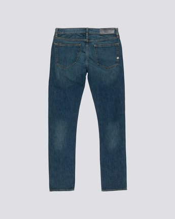 1 E01 - Denim Jeans Blue L1PNA1ELF8 Element