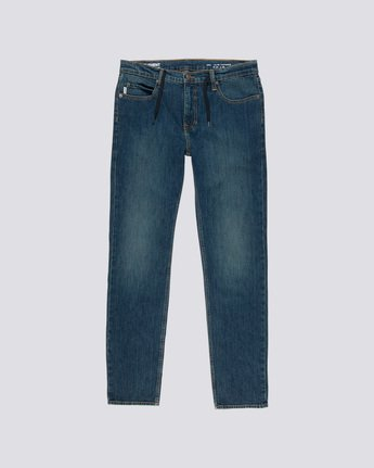 E02 - Slim Straight Fit Jeans for Men  L1PNA2ELF8