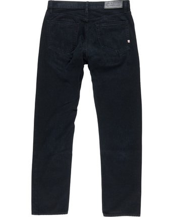 3 E03 - Jean Regular Fit pour Homme Noir L1PNA3ELF8 Element