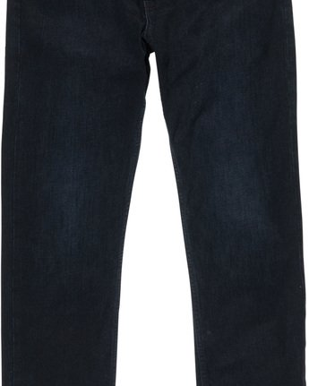 2 E03 - Regular Fit Jeans for Men Black L1PNA3ELF8 Element