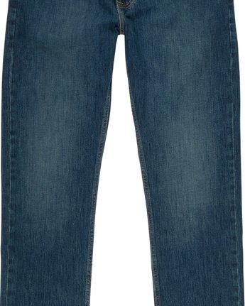 2 E03 - Regular Fit Jeans für Herren Blau L1PNA3ELF8 Element