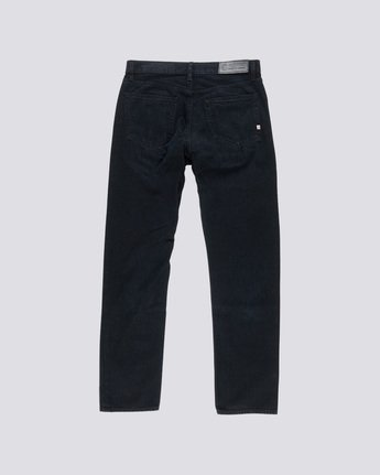 1 E03 - Jean Regular Fit pour Homme Noir L1PNA3ELF8 Element