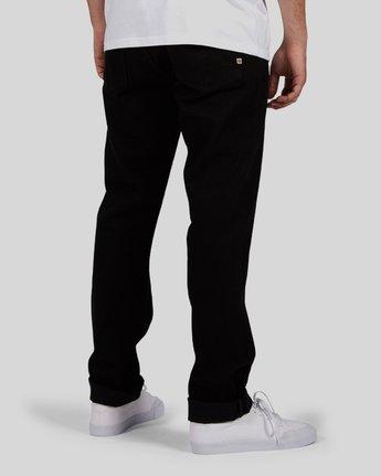4 E03 - Jeans Vestibilità Regular da Uomo  L1PNA3ELF8 Element