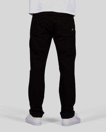 6 E03 - Jeans Vestibilità Regular da Uomo  L1PNA3ELF8 Element