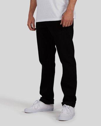 1 E03 - Jeans Vestibilità Regular da Uomo  L1PNA3ELF8 Element